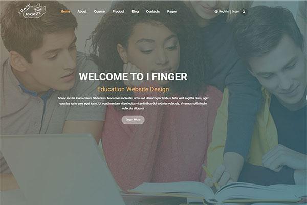 Webmaster Education 29 - I-finger || Multipurpose