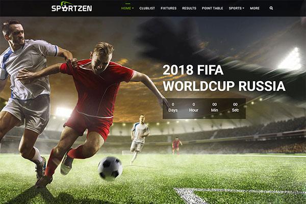 Webmaster Blog 10 - Sportzen - Sports club & magazine template