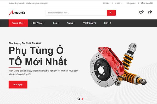 Webmaster Retail 02 - Aments - Car Accessories
