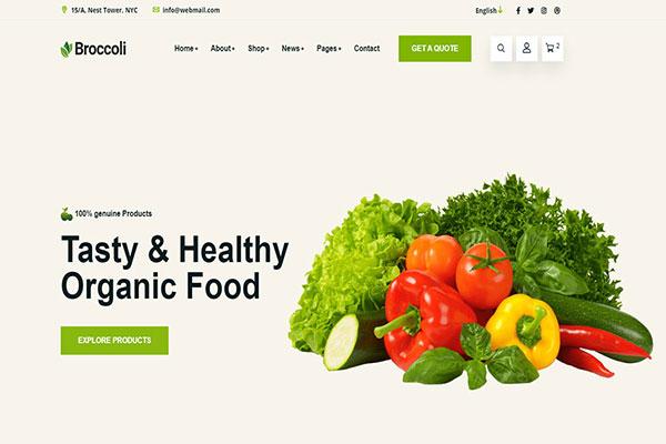 Thực phẩm thiên nhiên