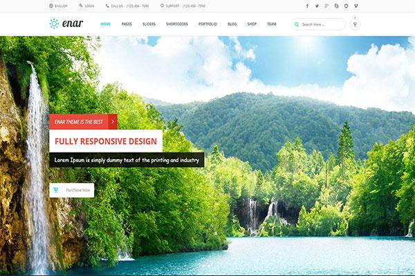Webmaster Blog 04 - Enar - Responsive Multi-Purpose